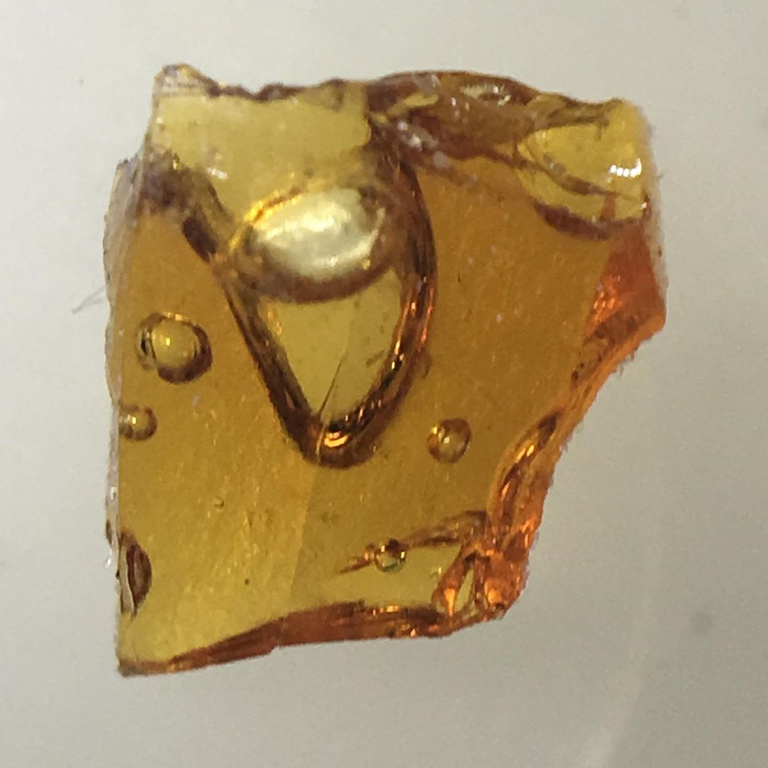 granddaddy purple gdp shatter from sureterra wellness concentrate review by indicadam