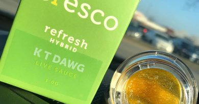 kt dawg live sauce by cresco concentrate review by nightmare_ro