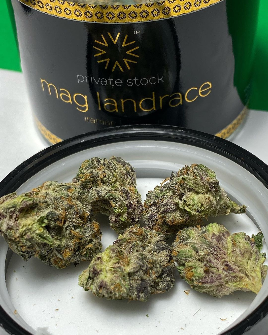 Strain Review: Mag Landrace by verano Brands - The Highest Critic