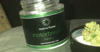 motorbreath by verano brands strain review by nightmare_ro