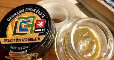 peanut butter breath rosin review by pdxstoneman