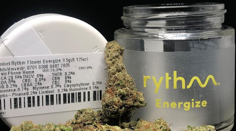 phone home by rythm strain review by shanchyrls 2