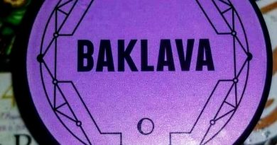 baklava by alien labs strain review by sjweedreview
