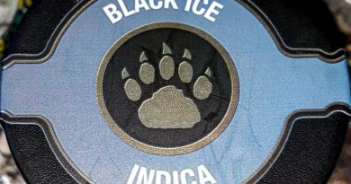 black ice by grizzly peak strain review by sjweedreview