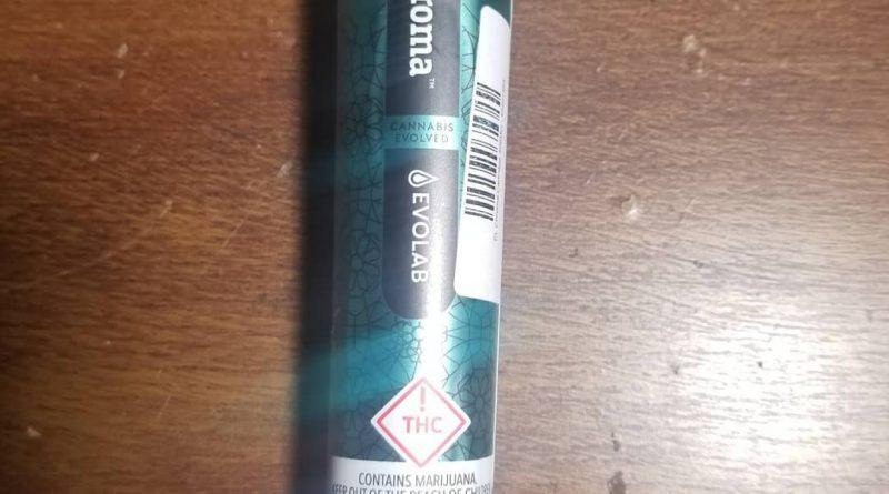 chroma cartridge by evolab vape review by sticky_haze420