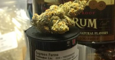 garlic breath by eugreen farms strain review by pdxstoneman