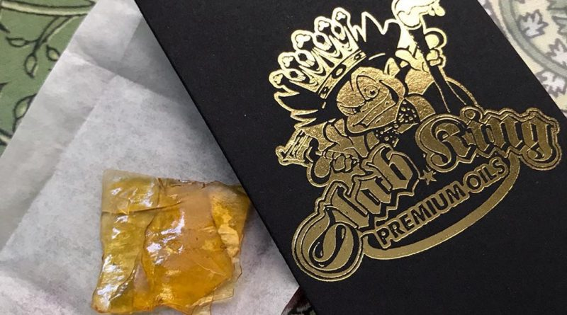 gsc shatter concentrate review by thatcutecannacouple
