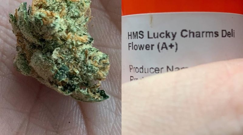 lucky charms by bodhi seeds strain review by green.is.for.hope