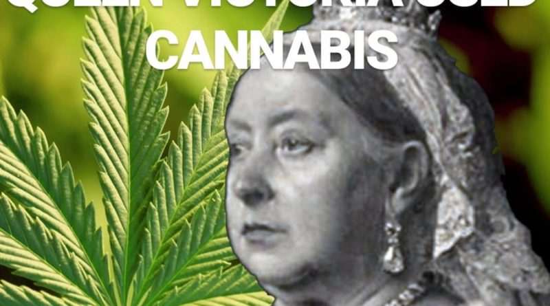 queen victoria cannabis use to relieve menstrual cramps cannabis history