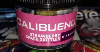 strawberry space zkittlez by maryjuana farms strain review by sjweedreview