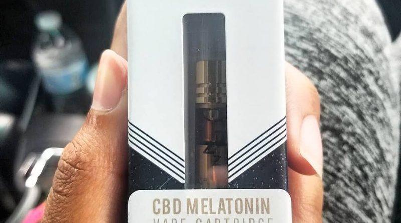 sublime cbd melatonin cartridge vape review by sjweedreview