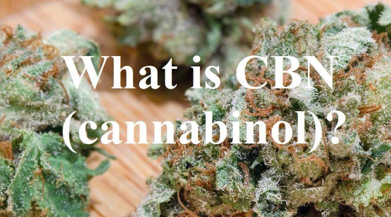 what is cbn cannabinol