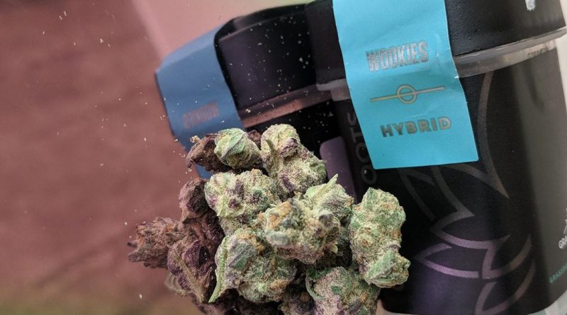 wookies from the herbal care center strain review by upinsmokesession