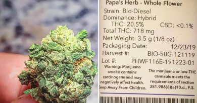 bio-diesel from liberty health sciences strain review by sticky_haze420