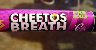 cheetos breath by gage green genetics strain review by sticky_haze420