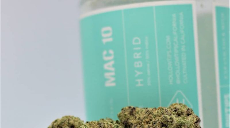 mac 10 by in house genetics strain review by cannasaurus_rex_reviews