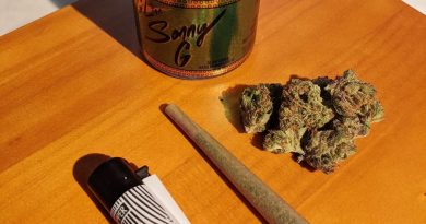 sonny g by verano g-line strain review by upinsmokesession