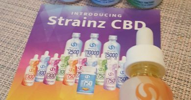 strainz citrus essence 300 cbd full spectrum tincture review