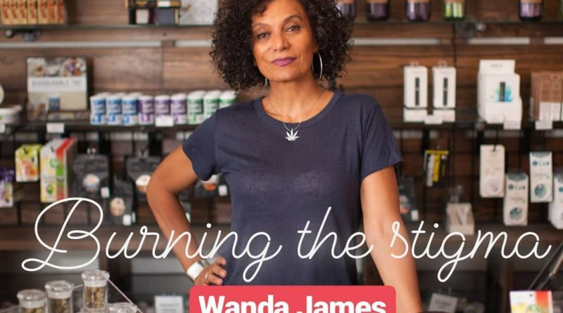 who is wanda james faq by cannaquestions