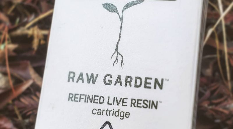 7 layer cake live resin cartridge by raw garden vape review by herbtwist