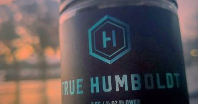 banana og by true humboldt strain review by herbtwist