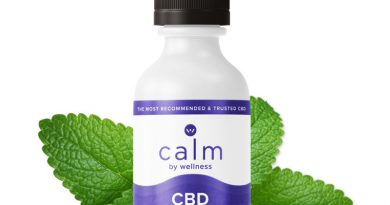 calm by wellness peppermint cbd oil tincture review by thehighestcritic