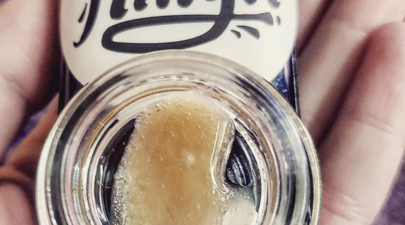 garlic juice rosin by kalya extracts concentrate review by herbtwist