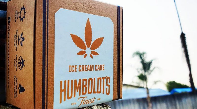 ice cream cake by humboldt's finest strain review by herbtwist