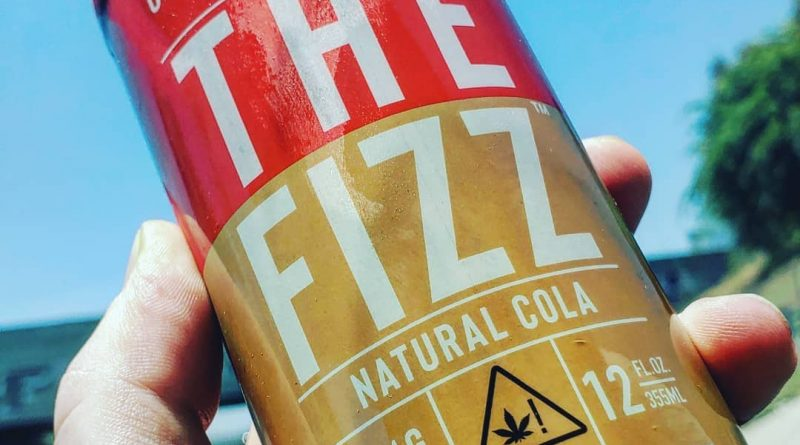 natural cola the fizz by manzanita naturals drinkable review by herbtwist