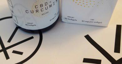 seven wellness cbd+curcumin capsules seven cbd review