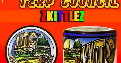 zkittlez live resin by humboldt terp council concentrate review by herbtwist