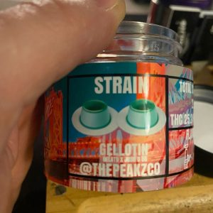 gellotin by the peakz company strain review by trunorcal420 2