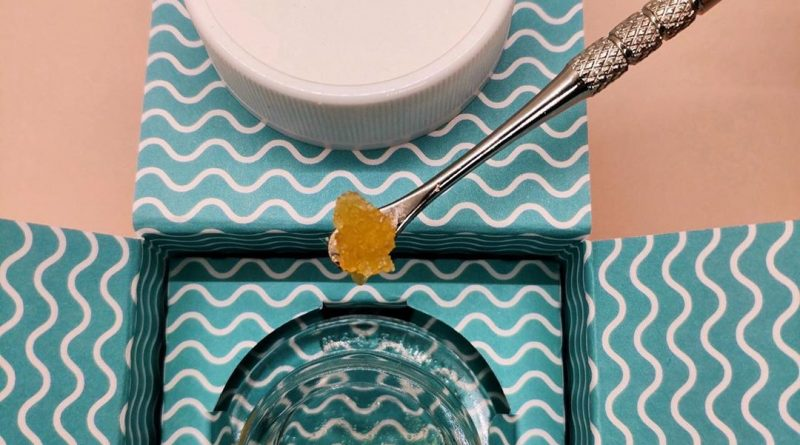 jenny kush budder by aeriz concentrate review by upinsmokesession