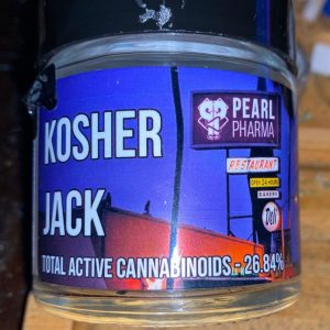 kosher jack by pearl pharma strain review by trunorcal420 2