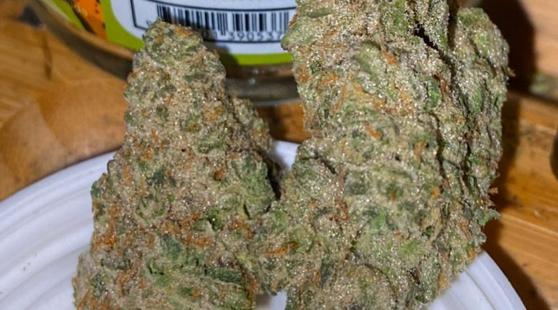 kush mintz by 1lyfe strain review by trunorcal420