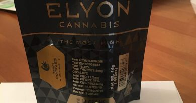 trifi cookies by elyon cannabis strain review by trunorcal420