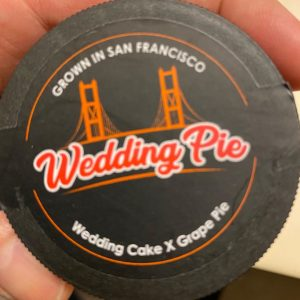 wedding pie by sf cultivators strain review by trunorcal420 2