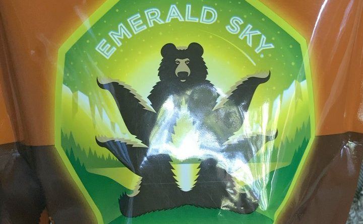 cannabis infused peanut butter cups by emerald sky edible review by sjweedreview