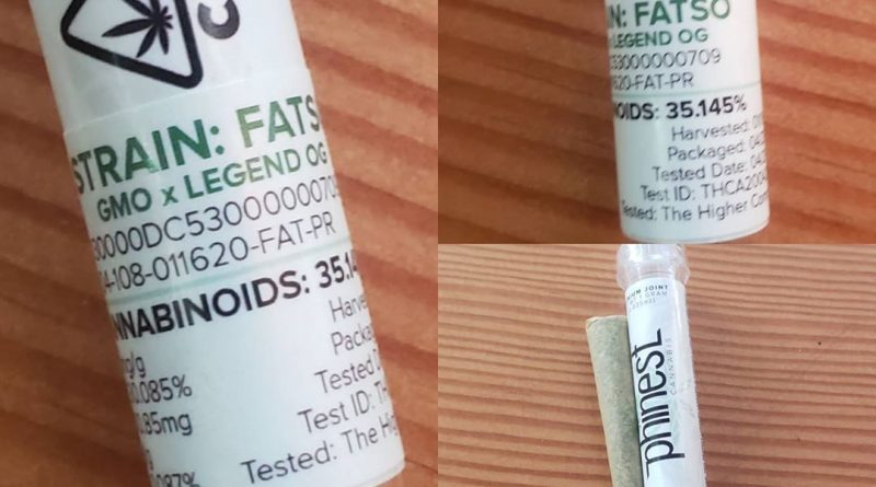 fatso cartridge by phinest cannabis vape review by cannasaurus_rex_reviews