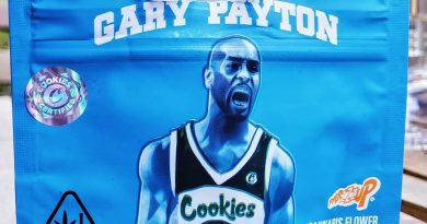 gary payton by cookies california strain review by thefirescale