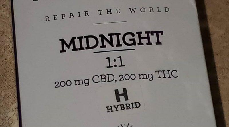 midnight cartridge by tikun vape review by strain_games