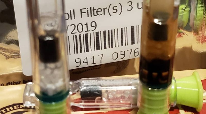 pre-roll filters by fluent cannabis rolling review by strain_games 2