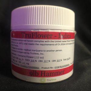 9lb hammer by truflower strain review by shanchyrls 2