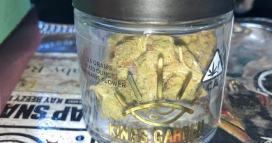 ghost og by kings garden strain review by sjweedreview
