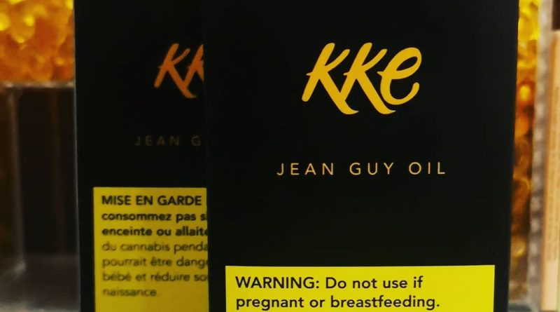 jean guy oil by khalifa kush enterprises concentrate review by cannasteph