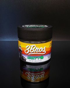 lucky #7 by 3brosgrow strain review by thefirescale