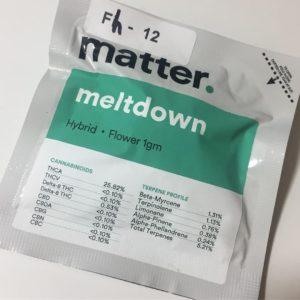 meltdown by matter. strain review by fullspectrumconnoisseur 3