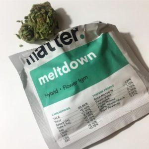 meltdown by matter. strain review by fullspectrumconnoisseur