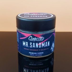 mr. sandman by connected cannabis co strain review by thefirescale