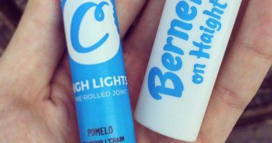 pomelo strain from berner's on haight strain review by fullspecturmconnoisseur